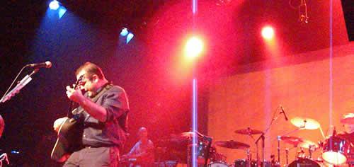 DonostiKluba 2009, Día 2, si no hay rictus, hay bises
