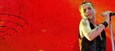 Tres cuartos de éxito de Depeche Mode en Valencia
