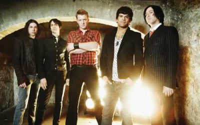 Queens Of The Stone Age se suman como cabezas de cartel al Azkena Rock 2011