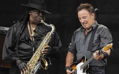 Fallece Clarence Clemons, mano derecha de Bruce Springsteen