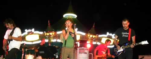 Homeless Music Festival #01, prueba superada