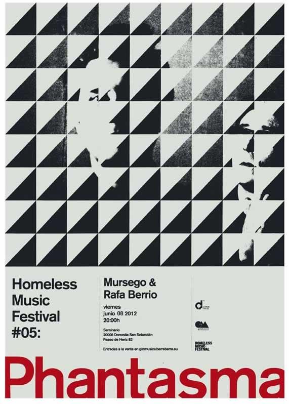 Experimentación musical para el Homeless Music Festival #05