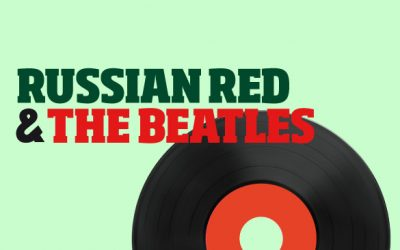 Russian Red rendirá homenaje a The Beatles en 5 conciertos