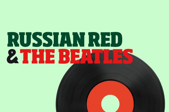 russianred beatles