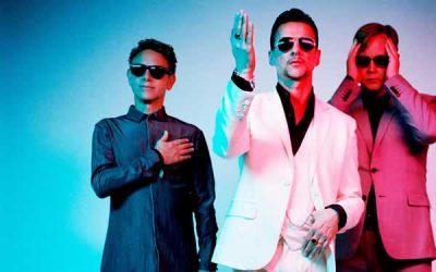 Depeche Mode será el primer cabeza de cartel del Bilbao BBK Live 2013