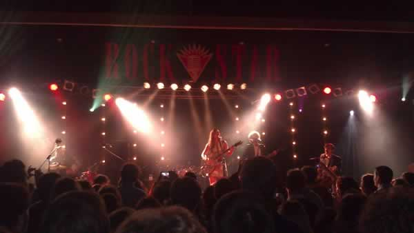 russian red rockstar
