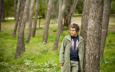 Un Iván Ferreiro más luminoso ofrecerá un concierto este viernes en San Sebastián