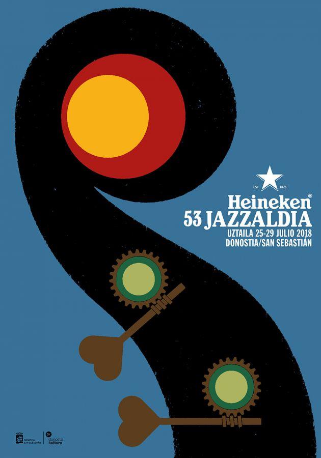 Las entradas para el Heineken Jazzaldia, a la venta el 22 de febrero