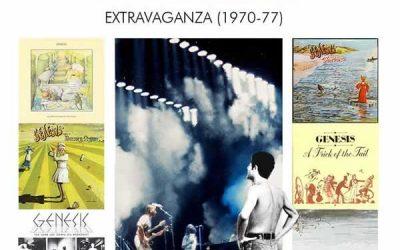 Musical Box recrea la extragavanza de Genesis en San Sebastián