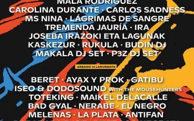 Donostia Festibala cierra su cartel