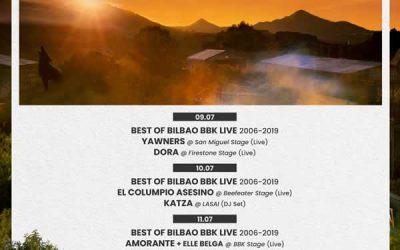 Bilbao BBK Live anuncia su cartel virtual 2020