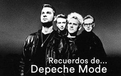 Recuerdos de… Depeche Mode