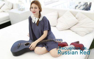 Recuerdos de… Russian Red