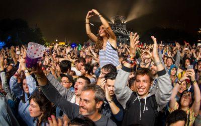 ¿Peligran este año los festivales y grandes conciertos?