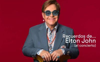 Recuerdos de… Elton John